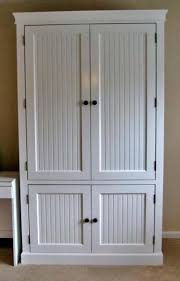 ana white build a beautiful nursery armoire diy projects ana white build office
