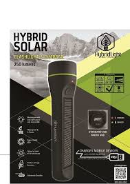 the hybridlight 250 lumens solar flashlight or solar torch uses revolutionary energy technology that generates power from any light source indoor or aesthetic lighting minecraft indoors torches