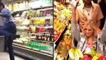 Fedez, festa a sorpresa in un supermercato organizzata da Chiara Ferragni, poi le scuse e tutti a casa «Indignatevi ...