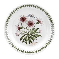 "<b>Тарелка закусочная</b> Portmeirion ""Ботанический сад.<b>Газания</b> ..."