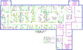 cad drawing 2d 3d renders 1 cad office space layout