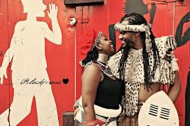 <b>African Wedding Dress</b>-20 Outfits to Wear for an <b>African</b> Wedding