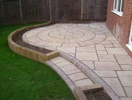 patio slab sets: heritage paving amp circle by stephen morris landscapes