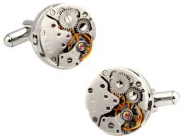 New <b>hot sale Classic</b> Mechanical Watch Movement Cufflinks for ...