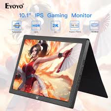 "<b>EYOYO 10</b>"" <b>inch Portable</b> gaming monitor IPS LCD Display Portable ..."