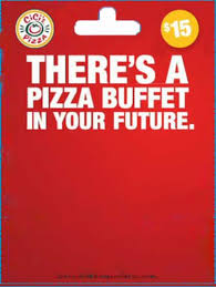 Cici's Pizza $15 Gift Card, 1 ct - Kroger