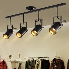 <b>Retro</b> Ceiling Light <b>American Style</b> Dining Room <b>LED</b> Lamp ...