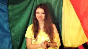 ukraine woman  A woman from Ukraine Visa Hunter