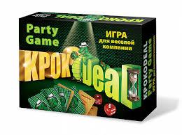 Настольная <b>игра Бэмби</b> Кроко deal 7060 - купить в Хабаровске по ...