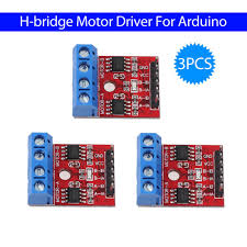 <b>3Pcs</b> 2.5-12V <b>L9110S H</b>-<b>bridge Dual</b> DC Stepper <b>Motor Driver</b> ...