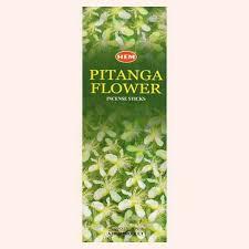 Благовония HEM <b>Pitanga</b> Flower <b>Цветок Питанга</b> купить в магазине