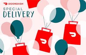 DoorDash Digital Gift Cards   Delivering Now, From Restaurants ...