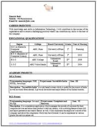 example of cv resume format and cv template  100 resume format for freshers sample template example of beautiful excellent professional curriculum vitae