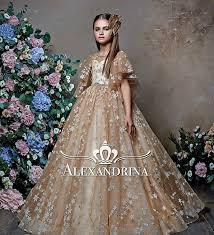<b>Flower girl</b> dresses | Worldwide shipping | Alexandrina