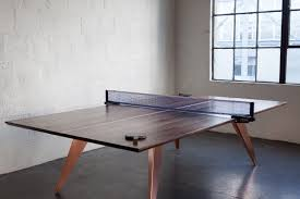 ping pong dining table love