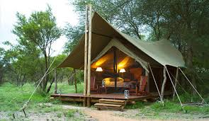 African tenting