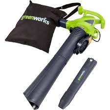 <b>Садовый пылесос воздуходувка GreenWorks GBV2800</b> (2402707 ...