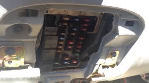 ford expedition 1996 2002 fuse box location ford expedition 1996 2002 fuse box location