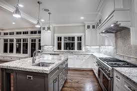 Granite Tile Kitchen Attractive White Granite Tile Countertop Ceramic Wood Tile