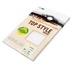 Европапир <b>Дизайнерские</b> и специальные <b>бумаги</b> - Top Style