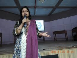 online aptitude test personality assessment expert career dr itishree misra at the career counselling session for parents