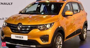 Renault triber price: Renault launches Triber, 7-<b>seater car</b> under <b>5</b> lakh