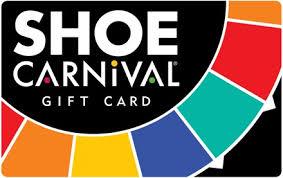 Gift Card   Shoe Carnival