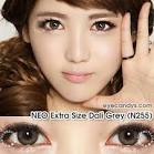 Images & Illustrations of circle contact lens