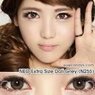 circle contact lens