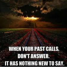 FunniestMemes.com - Funny Memes - [When Your Past Calls, Don't ... via Relatably.com