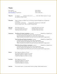 resume template cv microsoft word throughout 93 terrific resume templates microsoft template