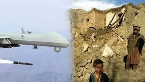 Image result for مرگ 13 زن و کودک در حمله آمریکا به مناطق مسکونی غرب افغانستان