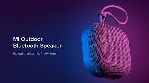<b>Xiaomi Mi</b> Outdoor <b>Bluetooth Speaker</b> With 20-Hour Battery Life ...