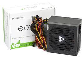 Обзор <b>блока питания Chieftec</b> GPE-500S серии Eco и мощностью ...