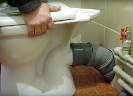 Как подключить <b>унитаз</b> к канализации: схемы монтажа и установки