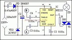 touch switch circuit diagram the wiring diagram electronic circuits 8085 projects  blog archive touch lamp circuit diagram