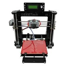 Geeetech <b>A10</b> open source big building volume <b>3D printer</b> [800-001 ...