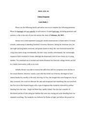 Microbiology Study Resources Course Hero   Pages Microbiology Lab Case Study I