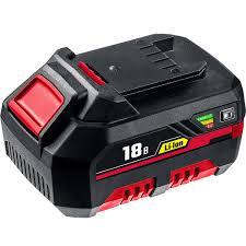 "Аккумуляторная батарея ""Зубр. АКБ-18-3 С1"", 18 В, Li-Ion, 3 Ач ..."