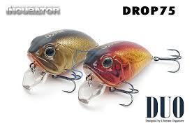 <b>Воблер DUO Incubator Drop75</b> - купить с доставкой по России