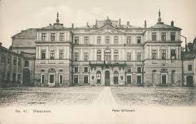 Brühl Palace, Warsaw