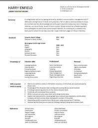 entry level library assistant resume that is ideal for a student etc job description for library assistant