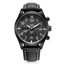 <b>OCHSTIN</b> 043B <b>Multifunction</b> Luminous <b>Men</b> Watch Chronograph ...