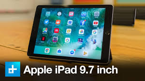 <b>Apple iPad 9</b> 7 inch (2017) - Hands On Review - YouTube