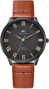 BRIGADA <b>Man's Watches</b> Cool Black Nice <b>Fashion Men</b> Dress ...