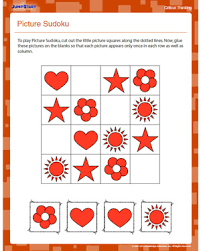 Printable Kid Stuff     Fun Stuff  amp  Freebies Who doesn     t love logic puzzles  This fun activity will keep your students thinking