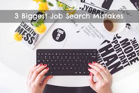costly job search mistakes and how to avoid them aftercollege