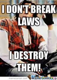Overly Rebellious Teenager 2 by trollinmcrollin420 - Meme Center via Relatably.com