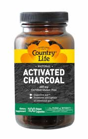 Country Life Activated Charcoal Capsules 260mg ... - King Soopers
