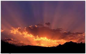 Resultado de imagen de imagenes de amaneceres